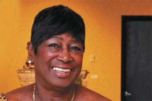 Rosemary Tracy Woods